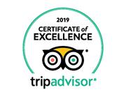 TripAdvisor Recommended 2019